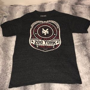 Zoo York Gray T Shirt